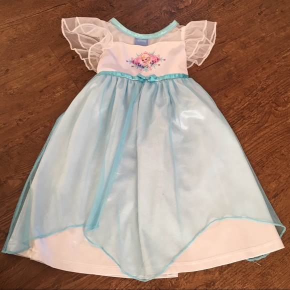 Disney Other - Frozen  Elsa  Nightgown 0fd8303d0